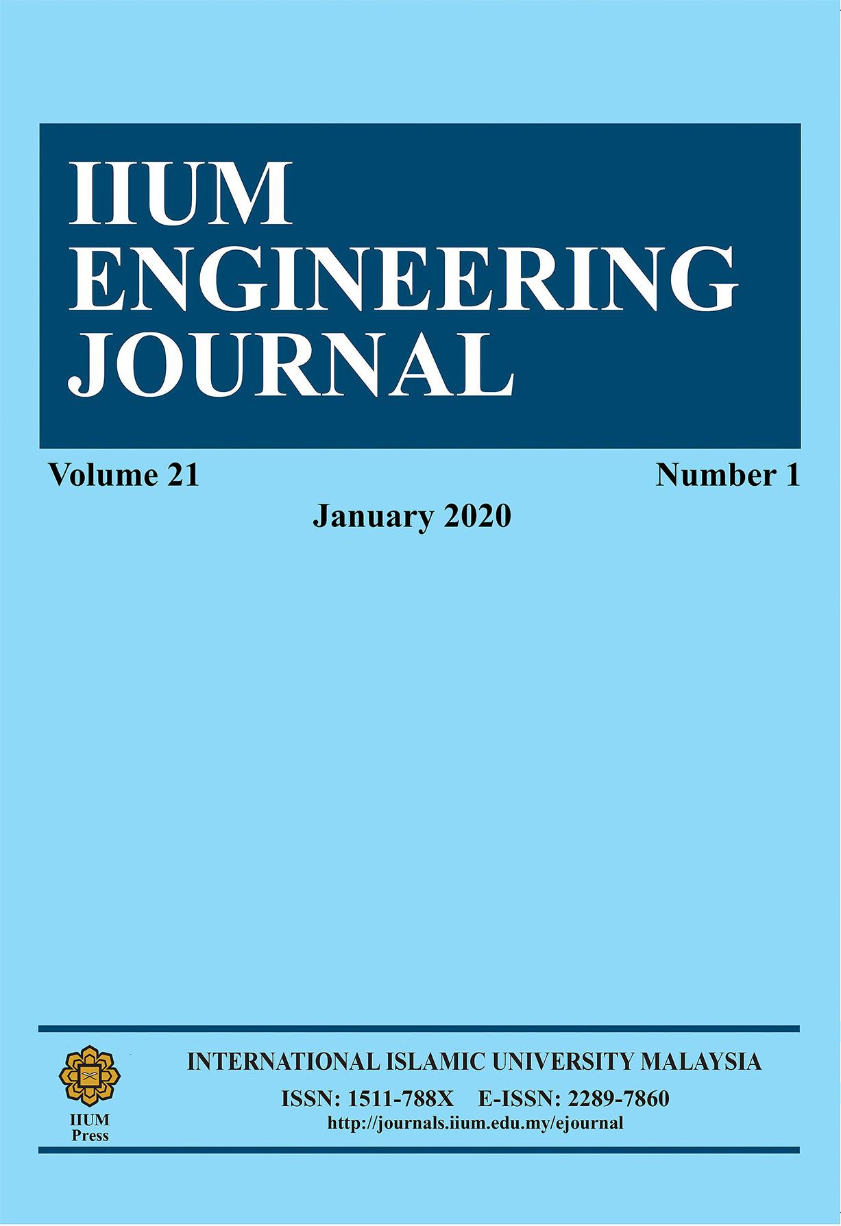 View Vol. 21 No. 1 (2020)