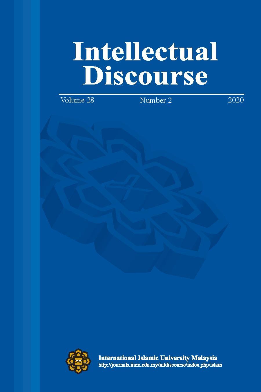 View Vol. 28 No. 2 (2020): Intellectual Discourse