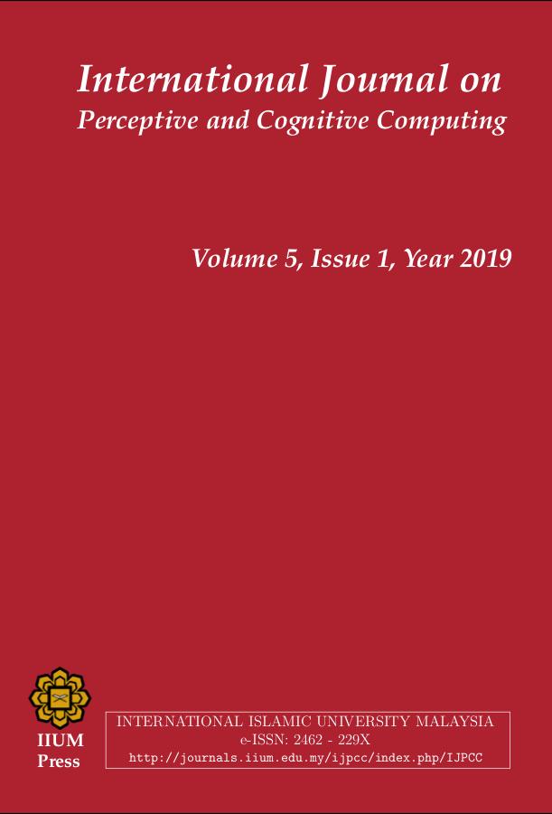 View Vol. 5 No. 1 (2019): June 2019