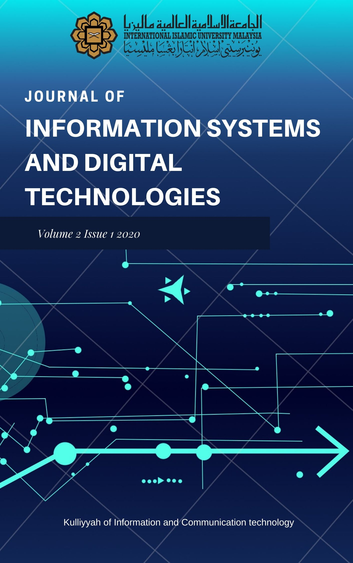 View Vol. 2 No. 1 (2020): Journal of Information Systems and Digital Technologies