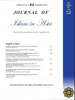 Journal of Islam in Asia