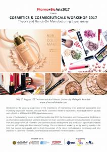 Cosmetics & Cosmeceuticals