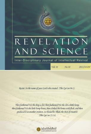 Revelation and Science, Vol.1, No.02, 1433H/2011